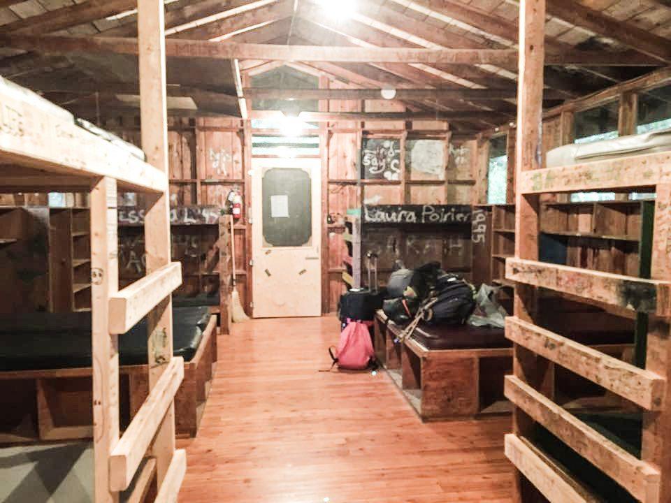 canada summer camp cabin